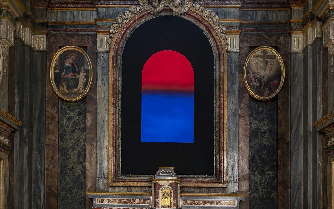 'Transeunte', il  progetto artistico di Koinè nella chiesa di San Filippo Neri in Biella